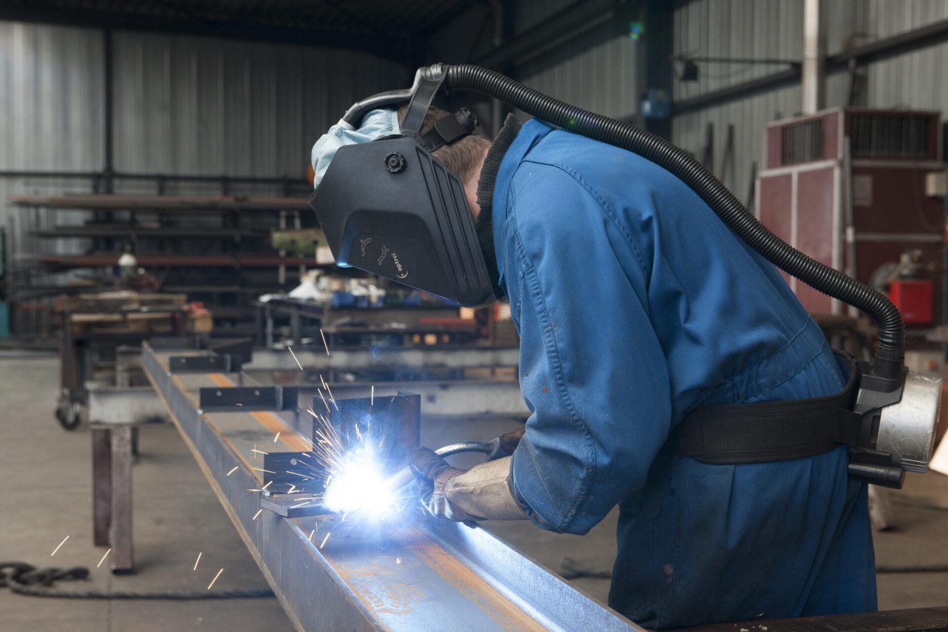 metaalconstructie-staalconstructie